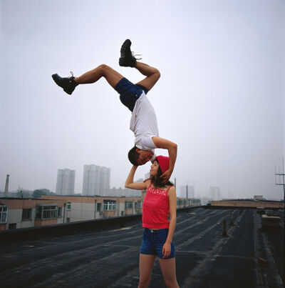 Li Wei 李日韦, 'Love at the high place 1 047-02', 2004