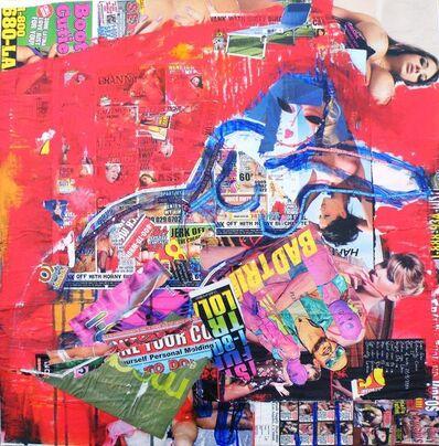 Helen Gørrill, 'Urban Collage: Bad Trip', 2013