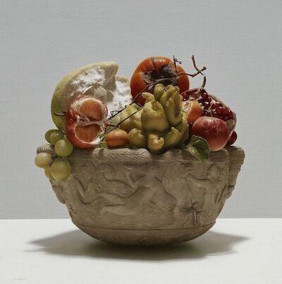 Luciano Ventrone, 'Strani incontri', 2012