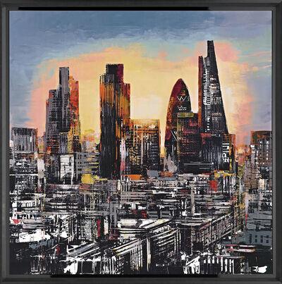 Paul Kenton, 'City Burst', 2019