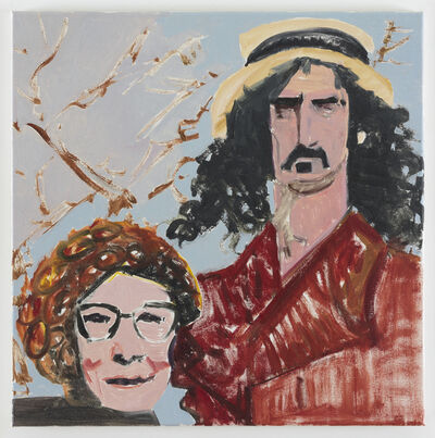 Emo Verkerk, 'Frank Zappa and Mother in Law', 2019