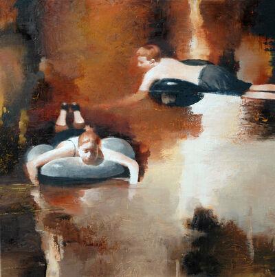 Gary Ruddell, 'Boy and Girl', 2014