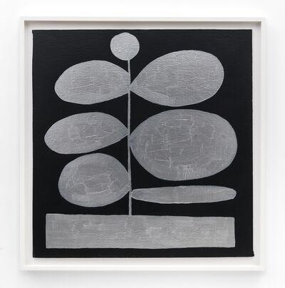 Jonas Wood, 'Silver Plant', 2010