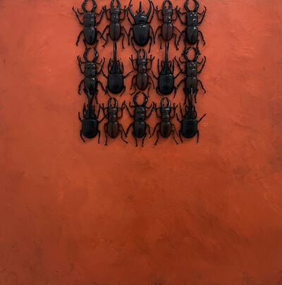 Charles P. Reay, 'Amazing Beetle Circus: Motherwell', 2019