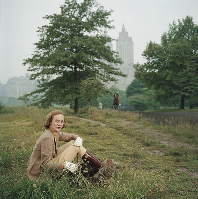Slim Aarons, 'Marie Maud McKim', 1958