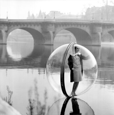 Melvin Sokolsky, 'Bubble on The Seine', 1963