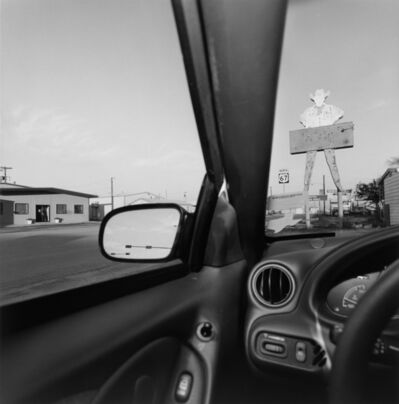 Lee Friedlander, 'Texas', 1997