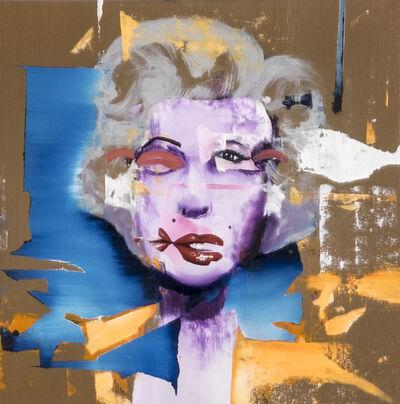 Florian Eymann, 'Marilyn', 2017