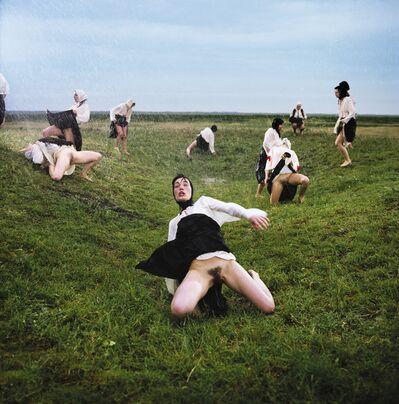 Marina Abramović, 'Women in the Rain II', 2005