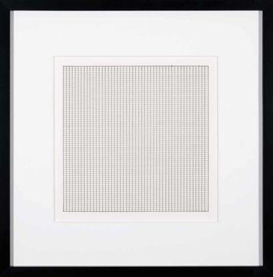 Agnes Martin, 'Untitled IX', 1991