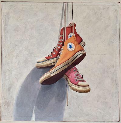 Santiago Garcia, 'Converse 1319', 2019