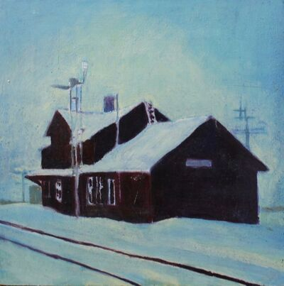 Tom Gale, 'Dunmore Station', 2008