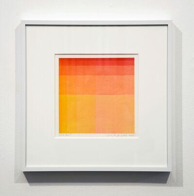 Sanford Wurmfeld, 'Watercolor Series F #4', 2011