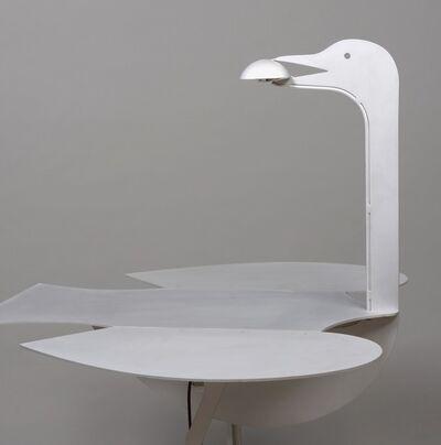 """François-Xavier Lalanne, '""""Oiseau d'Argent"""" Table', ca. 1990"""