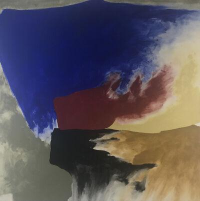 Friedel Dzubas (1915-1994), 'Night Zone ', 1975