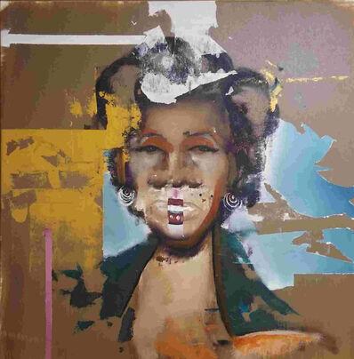 Florian Eymann, 'Marilyn Brunette', 2019