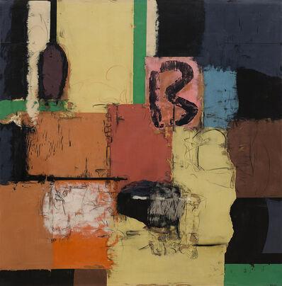 Michael Wright, '#13', 1998