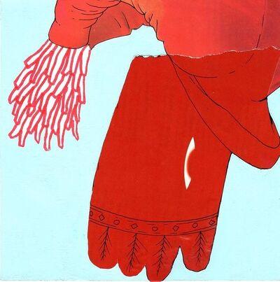 Okay Mountain, '7x7 Collaborative Drawing (#64)', 2011