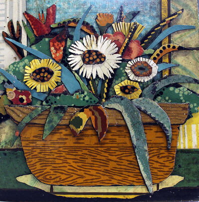 Bill Miller, 'Blooms in Your Basket', ca. 2019