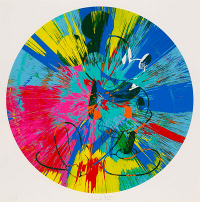 Damien Hirst, 'Beautiful Mickey', 2015