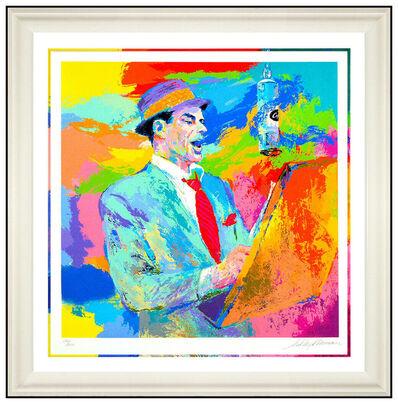 LeRoy Neiman, 'Frank Sinatra- Duets', 1994