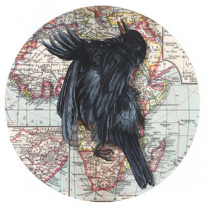 Axel Rios, 'Blackbird', 2018