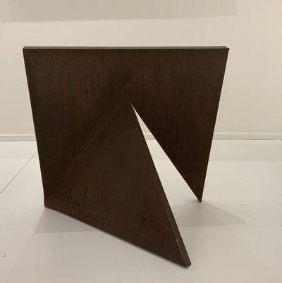 Amilcar de Castro, 'Untitled'