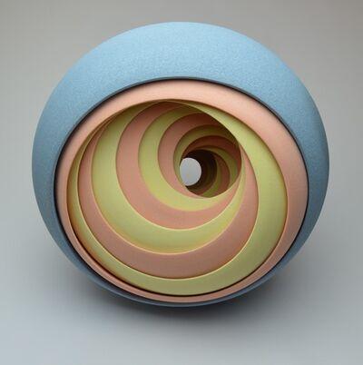 Matthew Chambers, 'Open Spiral Multicolour', 2017