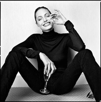 Patrick Demarchelier, 'Angelina Joli, Talk Magazine', 1999