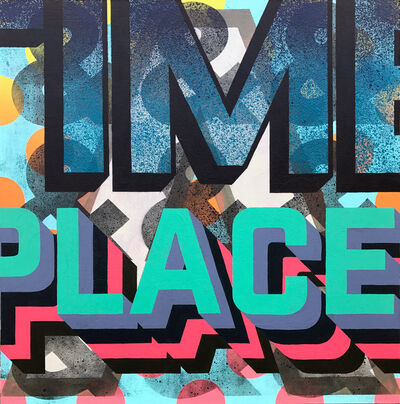 Kevin Hebb, 'Time and Place', 2017