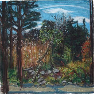 Jennifer Losch Bartlett, 'October Amagansett #9', 2002