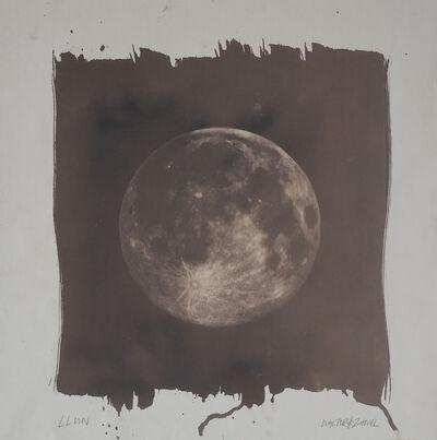 Walter & Zoniel, 'Llun - Moon (on Monday)', 2016