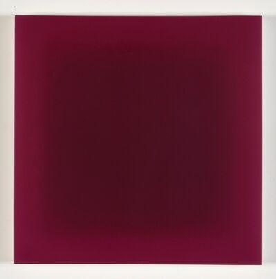 Lisa Bartleson, 'Volume No. 7 Violet/ Hostaperm Pink', 2015