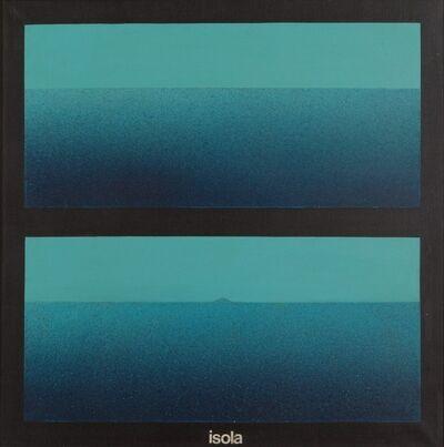 Davide Benati, 'Isola', 1973