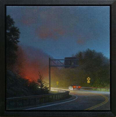 Stephen Fox, 'Downhill Red', 2014