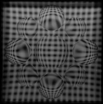 Hector Ramirez, '9 Esferas. Aceleración en dos tiempos', 2015