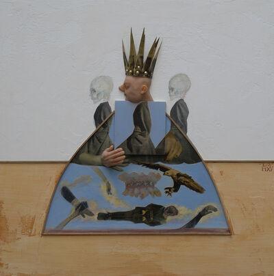 Luis Quintero, 'Mon arc', 2015