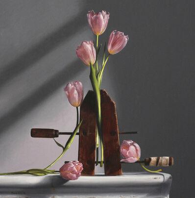 Larry Preston, 'Tulips', 2019