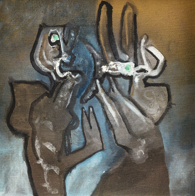 Roberto Matta, 'Untitled', 1985