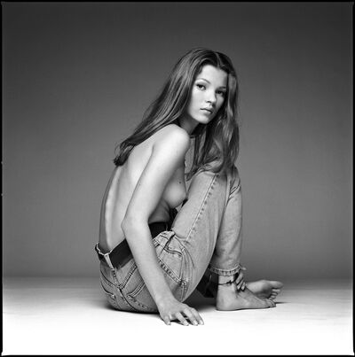 Patrick Demarchelier, 'Kate Moss', 1992