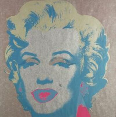 Andy Warhol, 'Marilyn (F. & S. II.26)', 1967