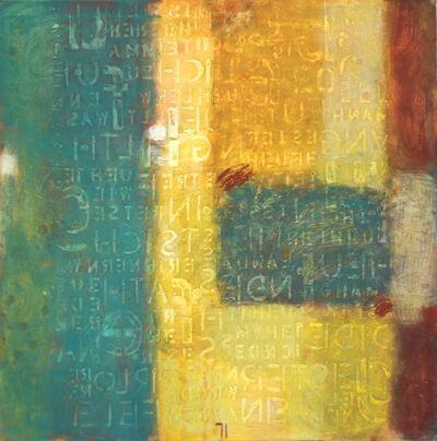 Bernhard Zimmer, 'AWH 103', 2014