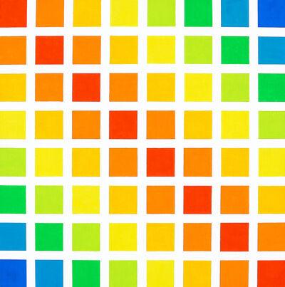 Mario Ballocco, 'Unificazione in ordine di tonalità', 1973
