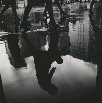 Arthur Tress, 'Office Workers Returning Home, NY', 1966