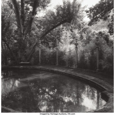 Lynn Geesaman, 'Love Temple, Longwood Gardens, Dumbarton Oaks, and La Mormaire, Grosrouvre, France, 1984; 1986; 1988, (three photographs)'