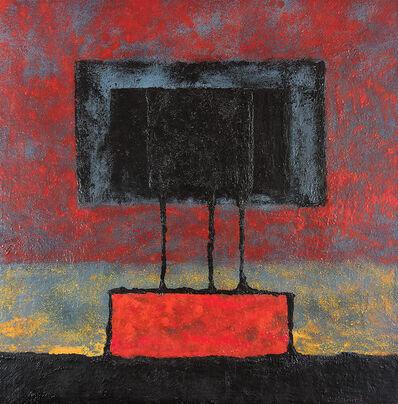 Carlos Pellicer, 'Los veneros de petróleo', 2008
