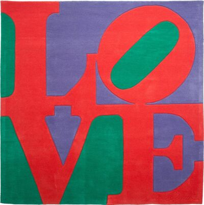 Robert Indiana, 'Chosen Love', ca. 1995