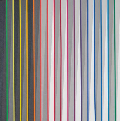 Gabriele Evertz, 'Messanger Spectrum, Door to the East Series', 2013