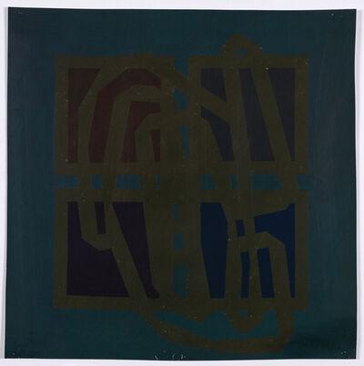 Robyn Denny, '4 (3)', 1963