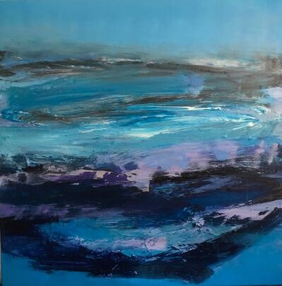Deborah Lanyon, 'Lake Windermere', 2017